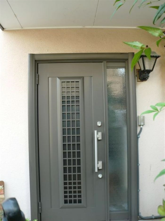 T様邸 玄関ドア交換工事